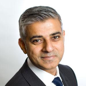 Sadiq Khan, London Mayor, image
