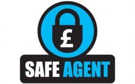 Safe Agent logo