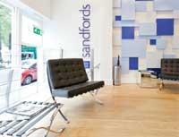 Sandfords agency interior