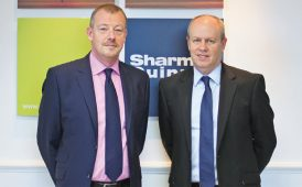 Mike Sharman and Steve Quinney image