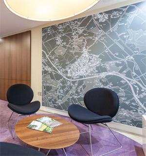 Nash agency interior image