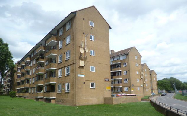 Woodberry Down housing image