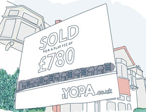YOPA sold board image