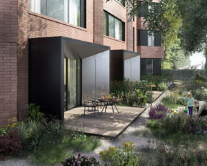55+ housing image