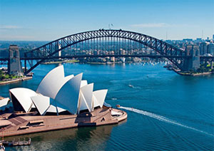 Sydney Harbour image