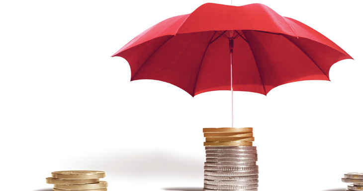 Protecting money image