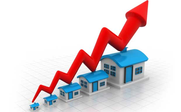 housing increase image