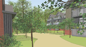 The Bay Trust eco-friendly homes image