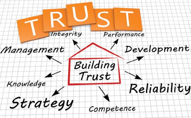Building Trust training image
