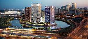 London City Island image