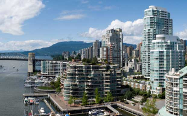 Vancouver least affordable housing image