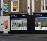 James Winkworth office exterior image
