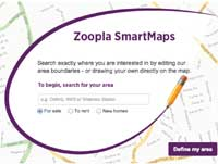 Zoopla SmartMaps image